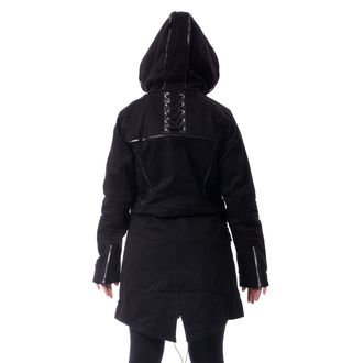 Women's coat Vixxsin - ARCH PARKA - BLACK, VIXXSIN