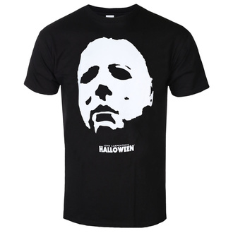 film t-shirt men's Halloween - MICHAEL FACE - PLASTIC HEAD, PLASTIC HEAD, Halloween