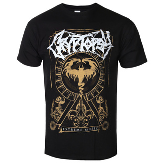 t-shirt metal men's Cryptopsy - EXTREME MUSIC - PLASTIC HEAD, PLASTIC HEAD, Cryptopsy