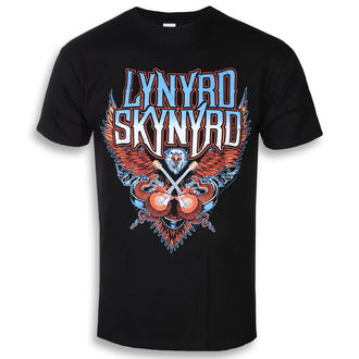 t-shirt metal men's Lynyrd Skynyrd - Crossed Guitars - PLASTIC HEAD, PLASTIC HEAD, Lynyrd Skynyrd