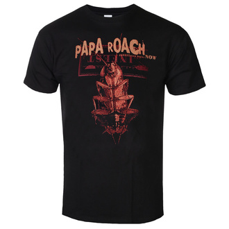 Men's t-shirt Papa Roach - We Are Going To Infest - Black - KINGS ROAD, KINGS ROAD, Papa Roach