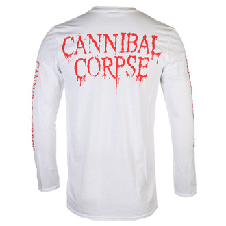 t-shirt metal men's Cannibal Corpse - PILE OF SKULLS 2018 - PLASTIC HEAD, PLASTIC HEAD, Cannibal Corpse