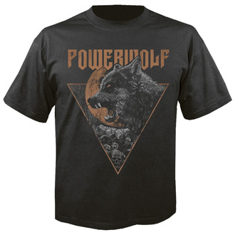t-shirt metal men's Powerwolf - Fullmoon - NUCLEAR BLAST, NUCLEAR BLAST, Powerwolf