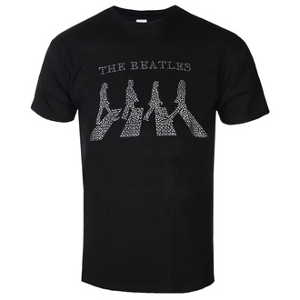 t-shirt metal men's Beatles - Crossing - ROCK OFF, ROCK OFF, Beatles