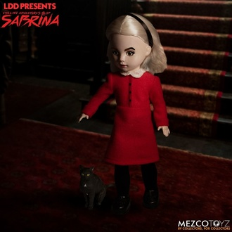 Doll Chilling Adventures of Sabrina - Living Dead Dolls - Sabrina, LIVING DEAD DOLLS