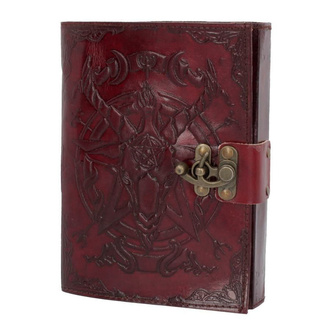 Writing notebook Baphomet - Leather - B4724P9