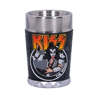 Shot KISS - Flame Range The Demon, NNM, Kiss