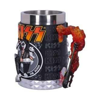 Mug (tankard) KISS - Flame Range The Demon, NNM, Kiss