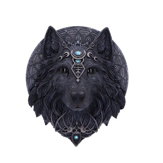 Wall decoration Wolf - Moon, NNM