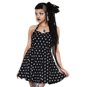 Women's dress KILLSTAR - Bad 2 The Bone - KSRA003128