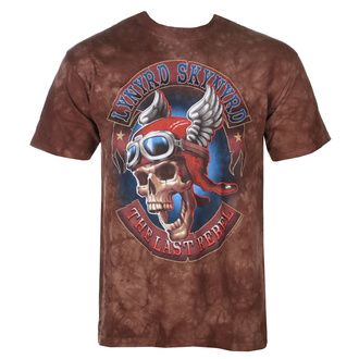 t-shirt metal men's Lynyrd Skynyrd - SOUTH OF HEAVEN - LIQUID BLUE, LIQUID BLUE, Lynyrd Skynyrd