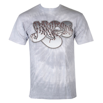 t-shirt metal men's Yes - SPIRAL - LIQUID BLUE, LIQUID BLUE, Yes