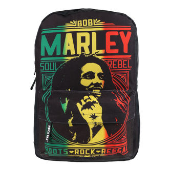 Backpack BOB MARLEY - ROOTS ROCK REGGAE - CLASSIC, NNM, Bob Marley