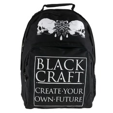 Backpack BLACK CRAFT - Create Your Own Future, BLACK CRAFT