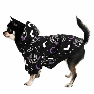 Dog outfit (hoodie) KILLSTAR - Batty, KILLSTAR