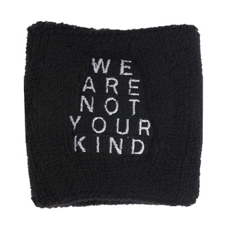 Sweatband/ wristband Slipknot - We Are Not Your Kind - RAZAMATAZ, RAZAMATAZ, Slipknot