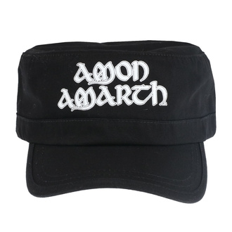 Cap AMON AMARTH - LOGO - PLASTIC HEAD, PLASTIC HEAD, Amon Amarth