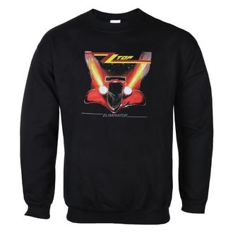 sweatshirt (no hood) men's ZZ-Top - Eliminator - LOW FREQUENCY, LOW FREQUENCY, ZZ-Top