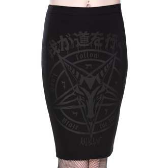 Women's skirt KILLSTAR - Blazing Brimstone, KILLSTAR