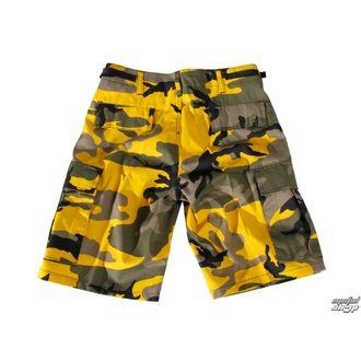 shorts men US-BDU - Army - ORANGE