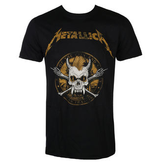 t-shirt metal men's Metallica - Scary Guy Seal Black - NNM - RTMTLTSBSEAL