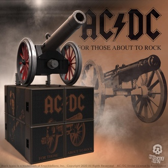 Decoration AC / DC - For Those About to Rock - KNUCKLEBONZ, KNUCKLEBONZ, AC-DC