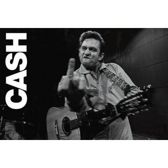 poster - JOHNNY CASH LP1341 - GB Posters
