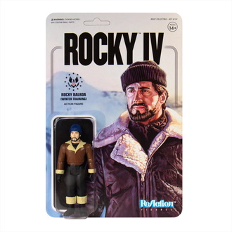 Figure Rocky - 4 ReAction - Winter Training, NNM, Rocky