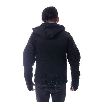 men´s jacket VIXXSIN - CHROME - BLACK, VIXXSIN