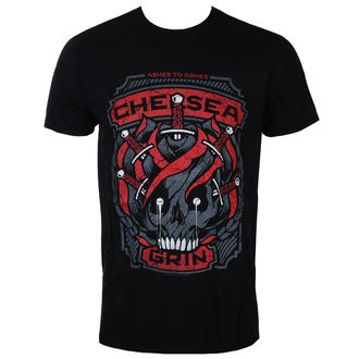 t-shirt metal men's Chelsea Grin - ASHES - LIVE NATION, LIVE NATION, Chelsea Grin