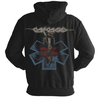 Men's hoodie CARCASS - Rod of asclepius - NUCLEAR BLAST - 29803_Gr