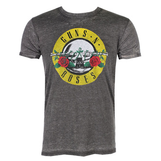 Men's t-shirt Guns N' Roses - Classic Logo - ROCK OFF, ROCK OFF, Guns N' Roses