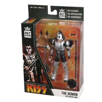 Action figure Kiss - The Demon, NNM, Kiss