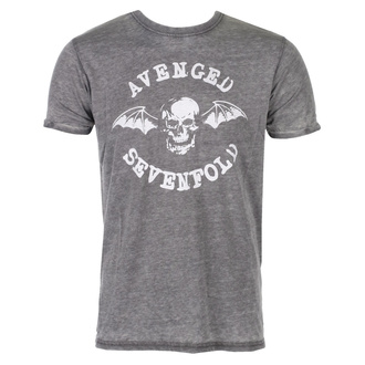 t-shirt men Avenged Sevenfold - Deathbat - ROCK OFF, ROCK OFF, Avenged Sevenfold