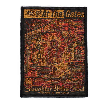 Patch At The Gates - Slaughter Of The Soul - RAZAMATAZ - SP3105