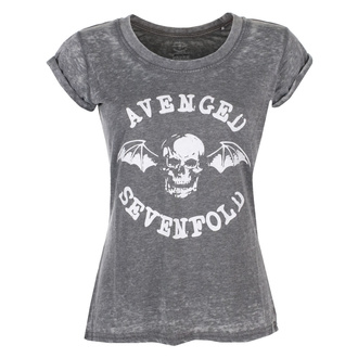 t-shirt women Avenged Sevenfold - Deathbat - ROCK OFF, ROCK OFF, Avenged Sevenfold