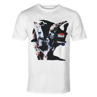 Men's t-shirt Slipknot - Iowa - Goat Shadow - WHT - ROCK OFF, ROCK OFF, Slipknot