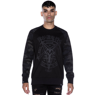 Unisex sweatshirt KILLSTAR - Darkpaths Camo - KSRA002687