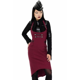 Women's skirt KILLSTAR - Darkwave Division - BLOOD - KSRA002433