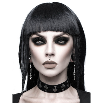 Choker KILLSTAR - Dawn Velvet, KILLSTAR