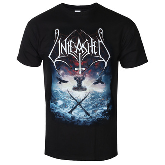 t-shirt metal men's Unleashed - The Hunt For White Christ - NAPALM RECORDS, NAPALM RECORDS, Unleashed