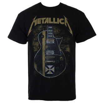 t-shirt metal men's Metallica - Hetfield Iron Cross - NNM - RTMTLTSBHET