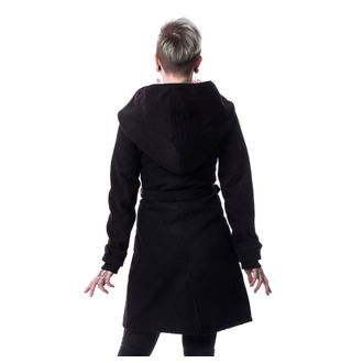 Women's coat VIXXSIN - DECAY - BLACK, VIXXSIN
