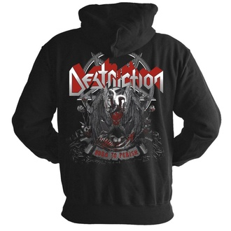 hoodie men's Destruction - Born to perish - NUCLEAR BLAST, NUCLEAR BLAST, Destruction