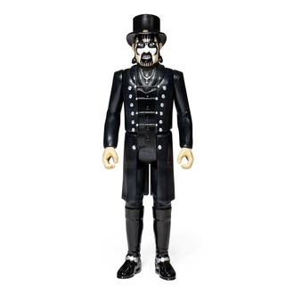 Action figure King Diamond - ReAction Action Figure Top Hat - SUP7-RE-KINGW02-KDT-01