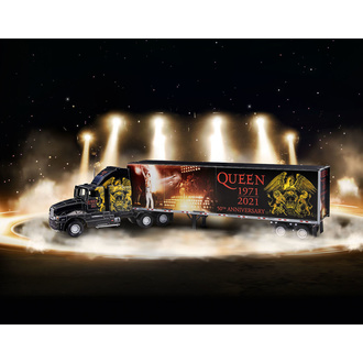Puzzle 3D Queen - Truck & Trailer, NNM, Queen