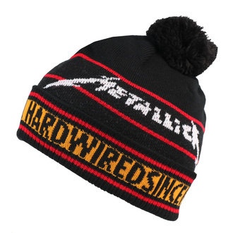 Beanie Metallica - Hardwired Bobble, NNM, Metallica