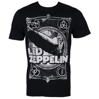 t-shirt metal men's Led Zeppelin - SHOOK ME - PLASTIC HEAD, PLASTIC HEAD, Led Zeppelin