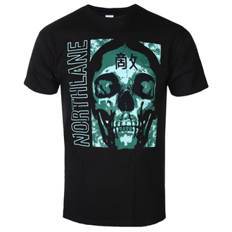Men's t-shirt Northlane - Green Enemy - Black - KINGS ROAD, KINGS ROAD, Northlane
