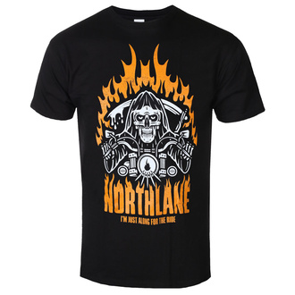 Men's t-shirt Northlane - Along For The Ride - Black, KINGS ROAD, Northlane